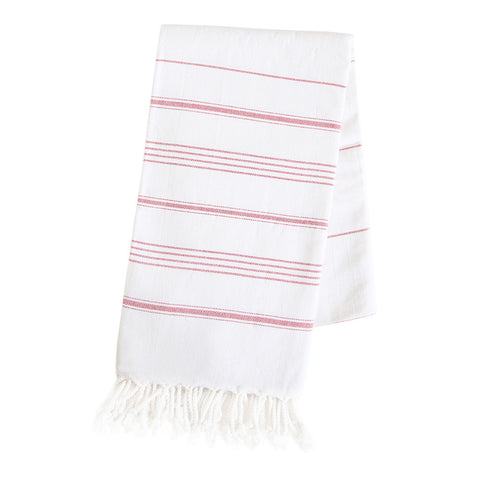 Turkish Towel  - Michelle, Red
