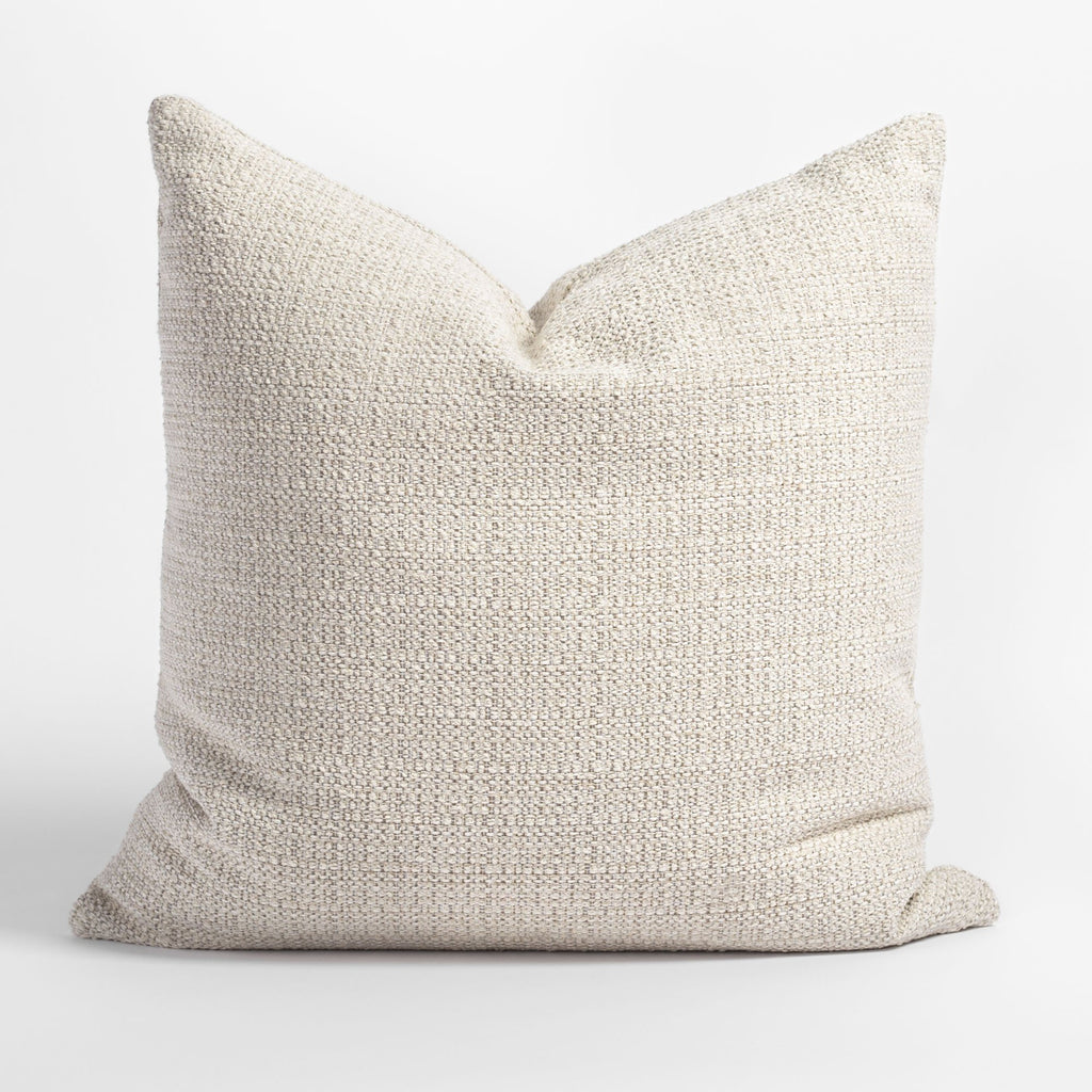 Milly 22x22 Vanilla Cream pillow