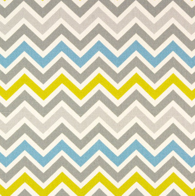 Mini Chevron, Sky - [Product_type] - Tonic Living