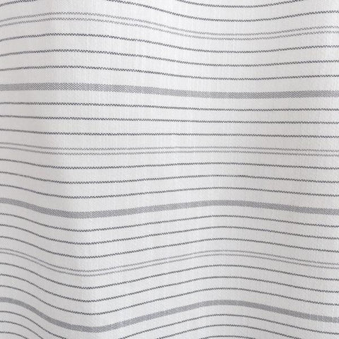 Olcott outdoor stripe fabric by Tonic Living
