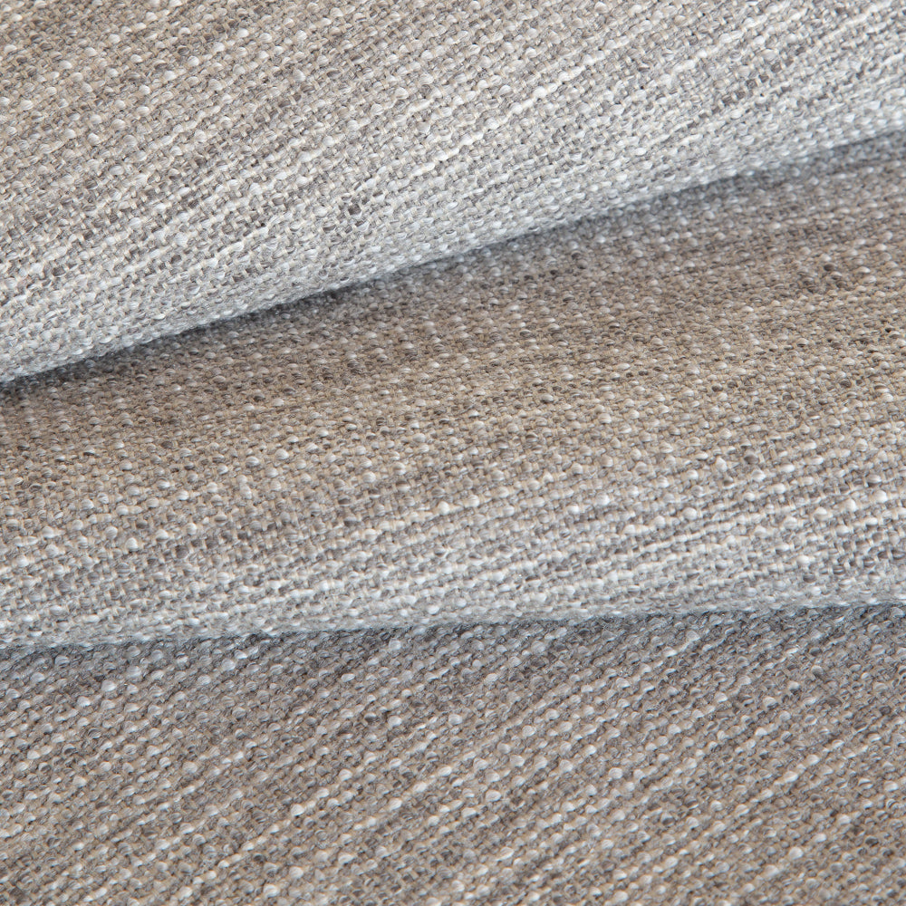 Porter gray textured upholstery fabric from Tonic Living