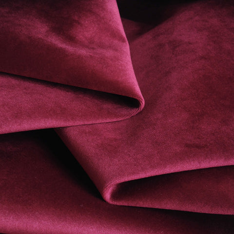 Posh Velvet, Wine - [Product_type] - Tonic Living