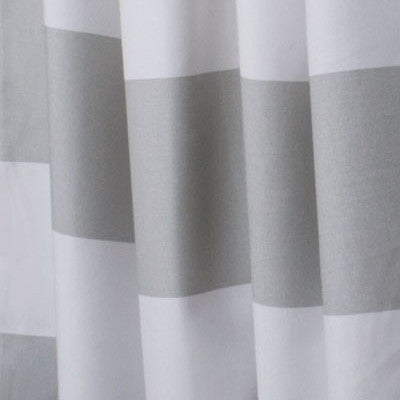 Railroad Stripe, Grey - tonic-living-usd