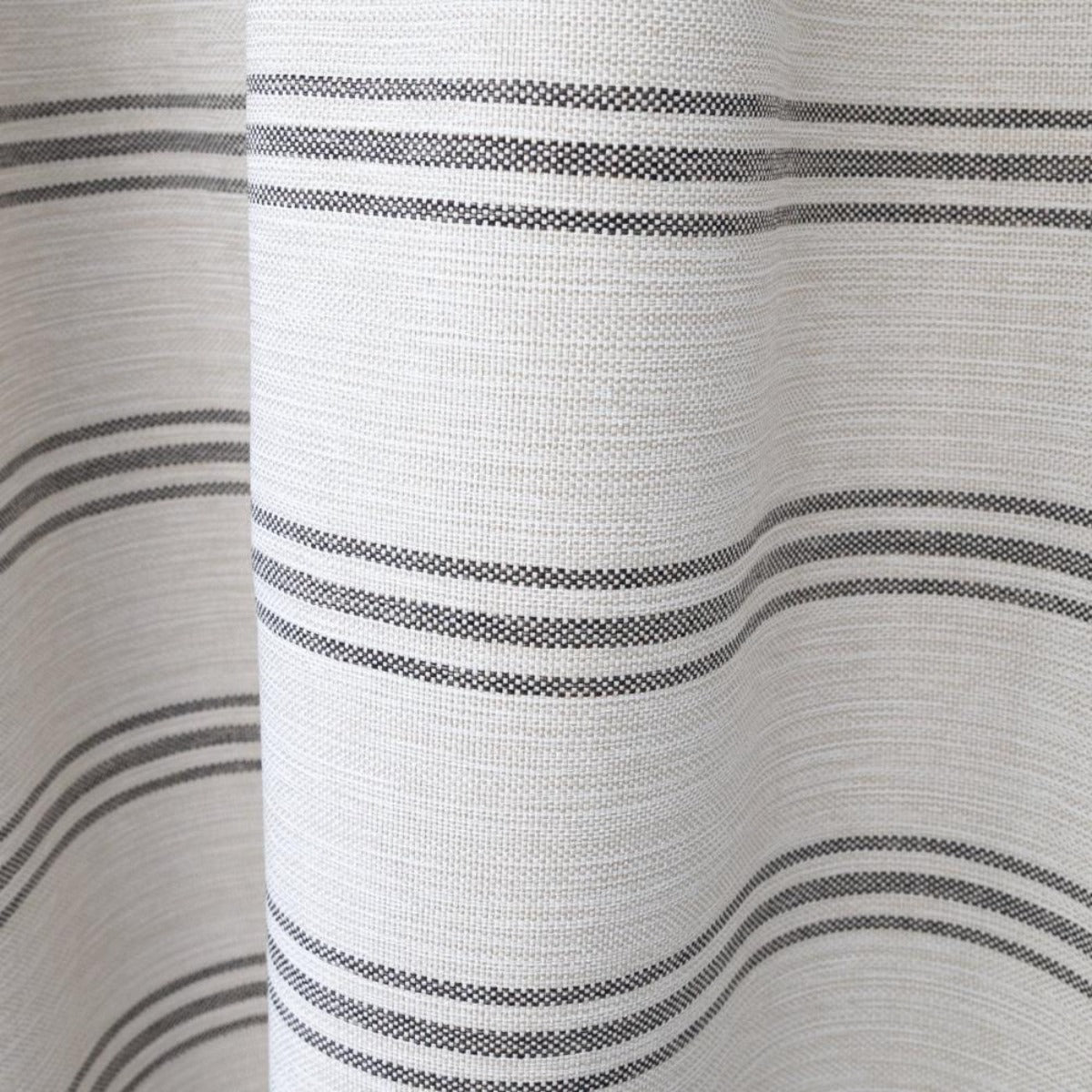 Awesome Renfrew Stripe Fabric Charcoal Bralicious Painted Fabric Chair Ideas Braliciousco