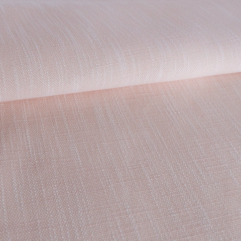 Rollo, Blush pink outdoor fabric from Tonic Living