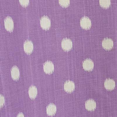 Small Ikat Dot, Lilac