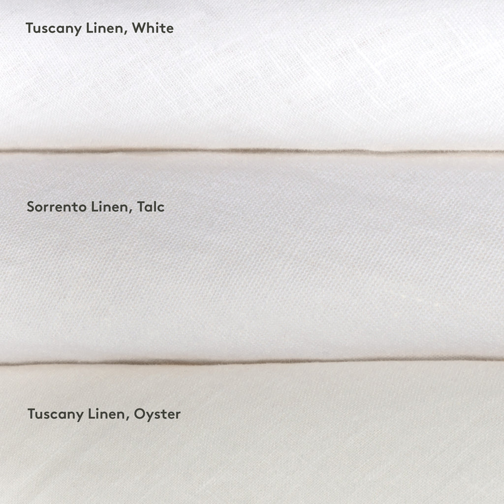 tonic living white and off white linen fabrics