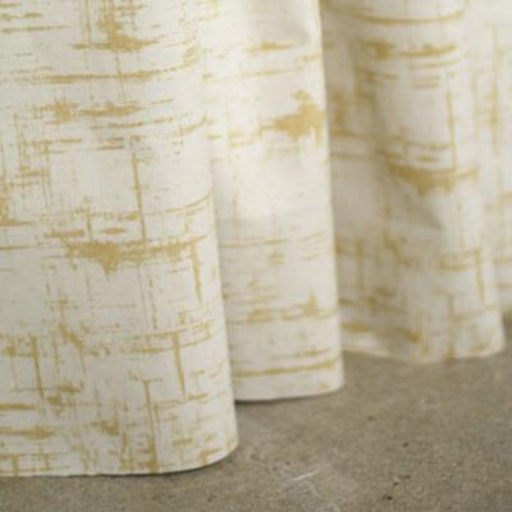 "REMNANT - Sterling, Gold - 76"" - [Product_type] - Tonic Living"
