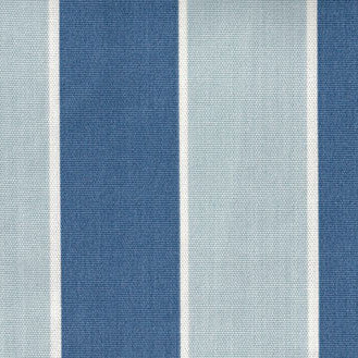 REMNANT - Sunda Stripe, Pacific Blue (Indoor / Outdoor)