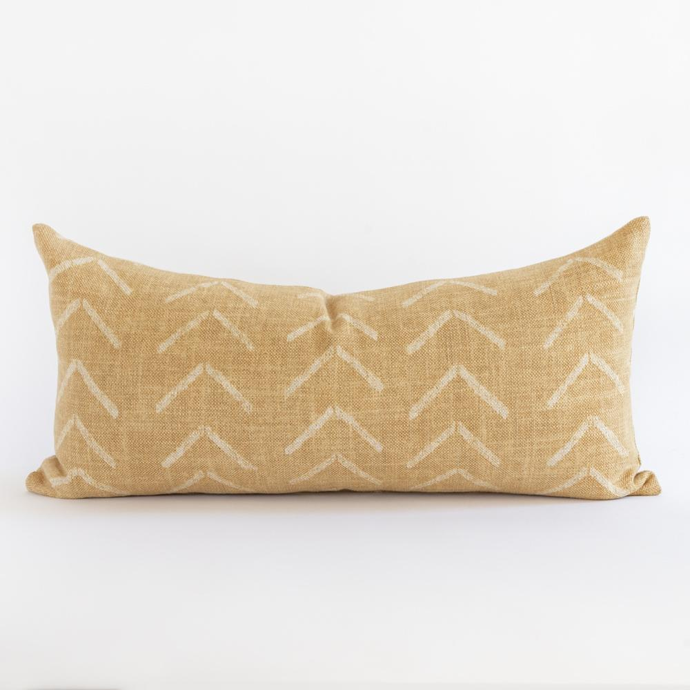 Tagus 12x24 Lumbar Pillow, Cork