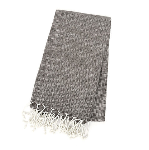Turkish Towel - Takeda, Taupe