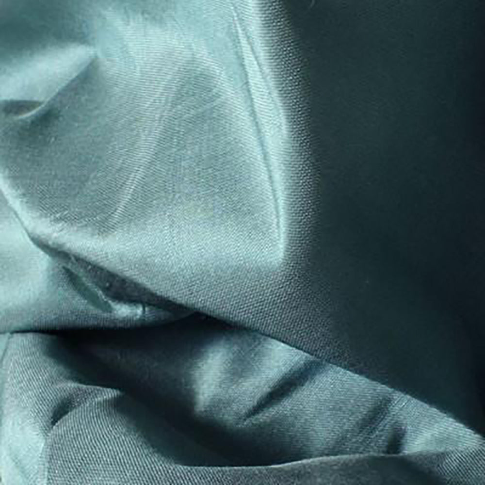 Dupioni Silk, Teal