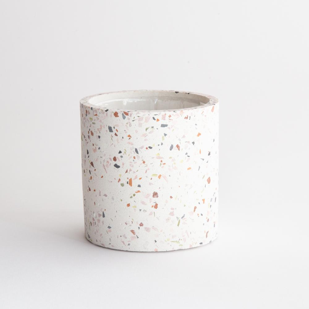 Tessa terrazzo pot from Tonic Living