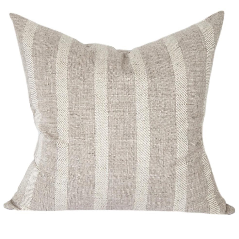 Thornton Stripe, Pearl Grey - [Product_type] - Tonic Living
