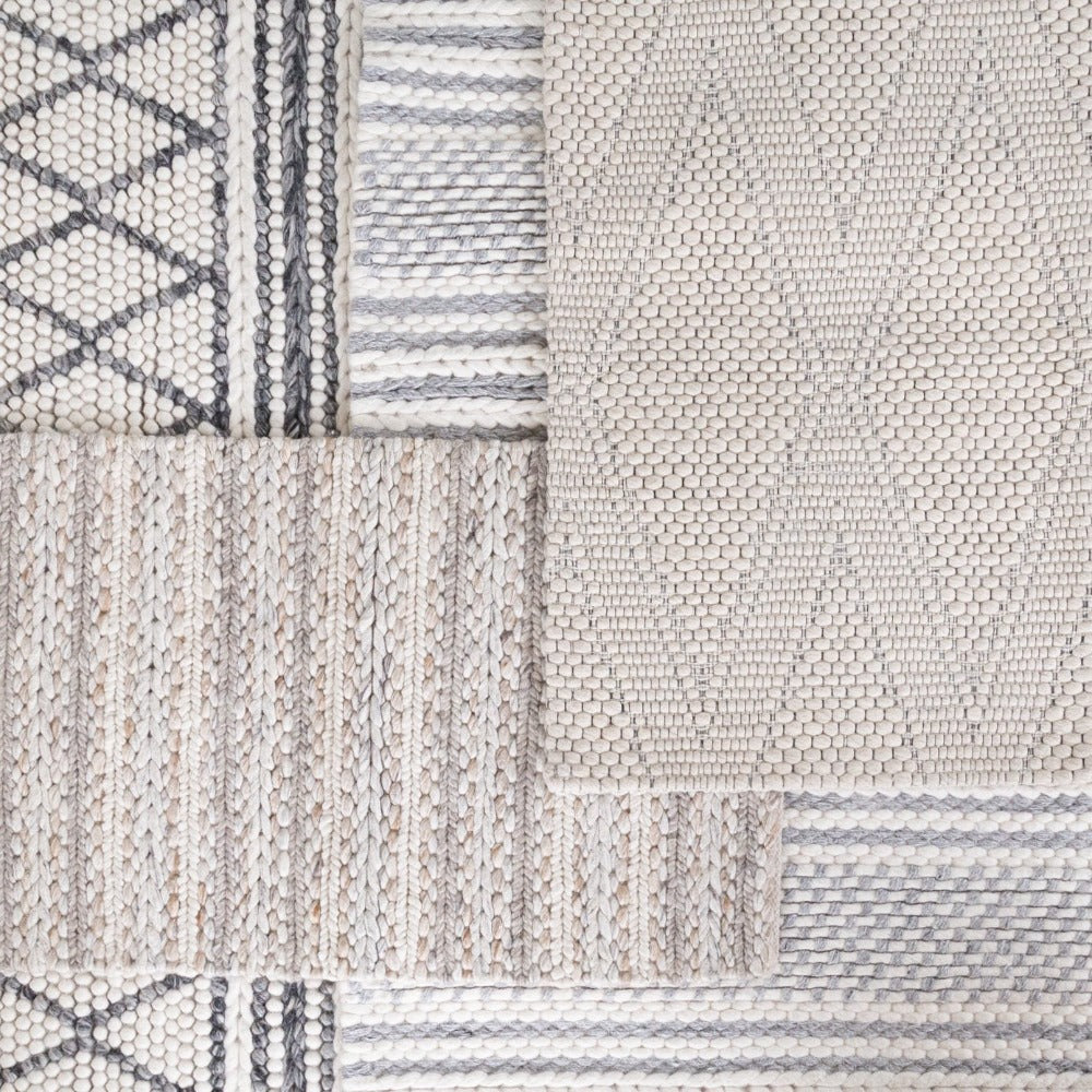 Tulita wool rug from Tonic Living