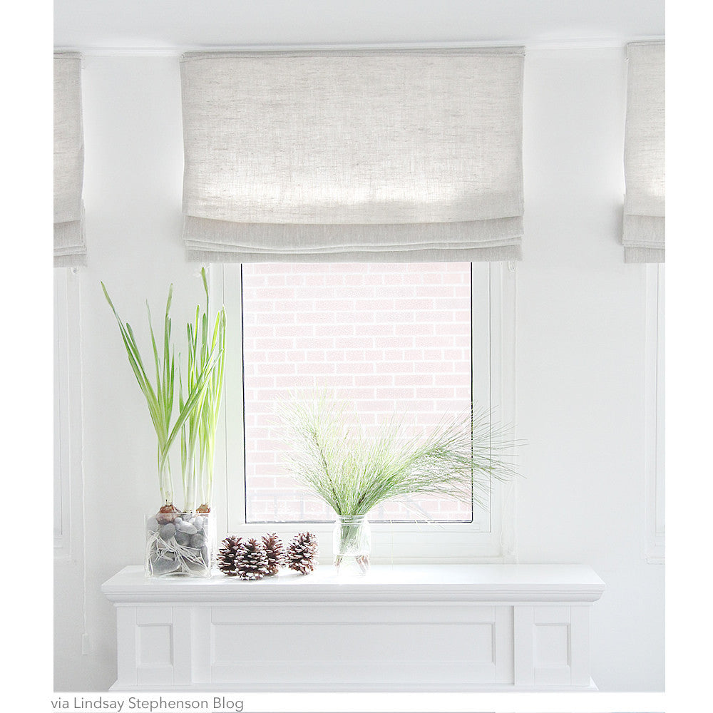 Tuscany Linen, Oatmeal Slub - [Product_type] - Tonic Living