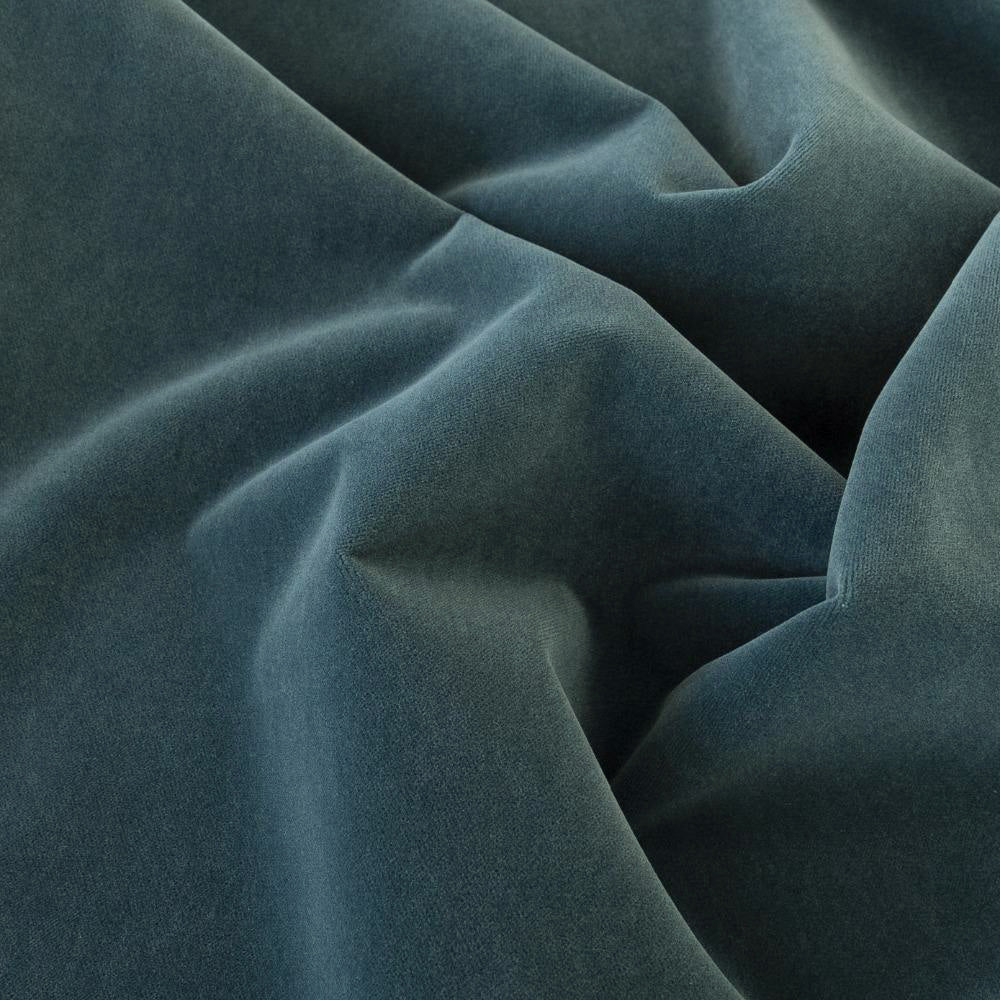 valentina lagoon blue green velvet fabric tonic living