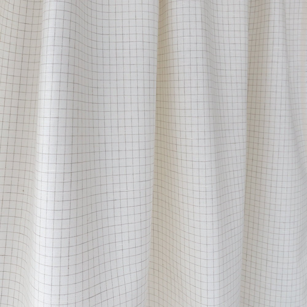 Windowpane, stone, fabric by Tonic Living