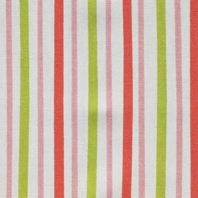 Zoo Stripe, Pink Fabric