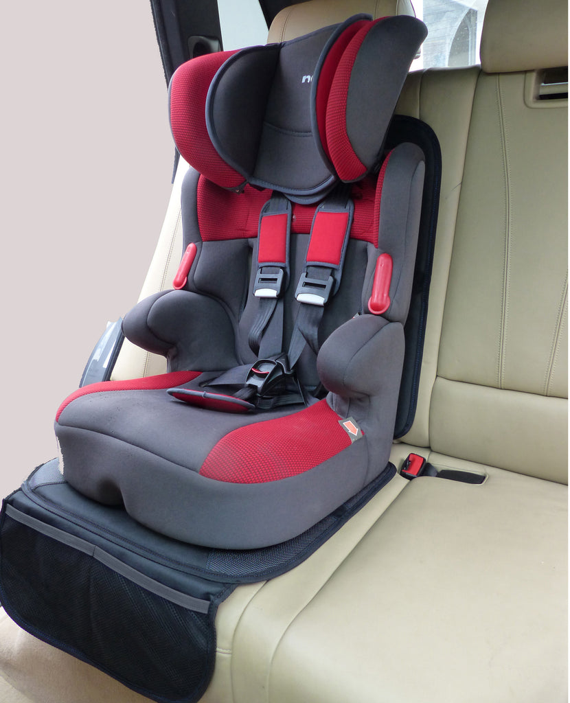 child car seat protector just pure hut. Black Bedroom Furniture Sets. Home Design Ideas