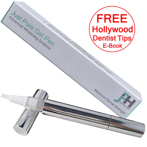 Teeth Whitening Gel Pen -  35% Carbamide Peroxide - Maximum Dental Strength