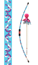 Load image into Gallery viewer, Unicorn Bow with Princess Arrow