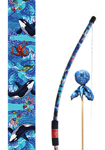 Sea Life Bow with Wave Arrow