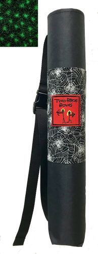 Spider Web Quiver Bag~Glows in the DARK