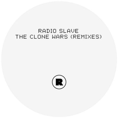 "Copy of Radio Slave - The Clone Wars (Remixes) (12"" Vinyl)"