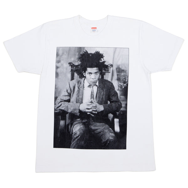 "Supreme - ""Basquait"" T-Shirt"