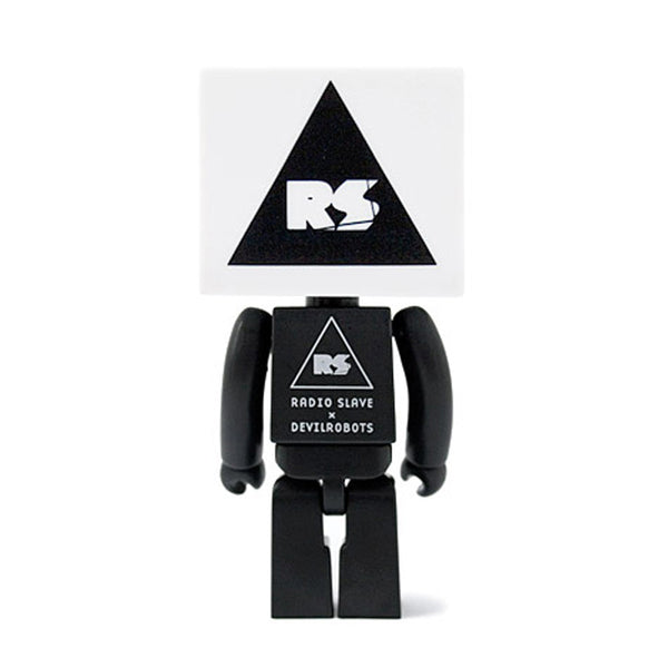 "Radio Slave x Devilrobots ""No Sleep No Tofu"" Toy"