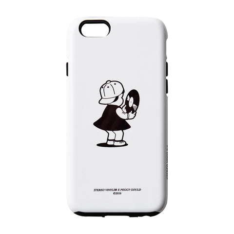 Peggy White iPhone 6/6S Case