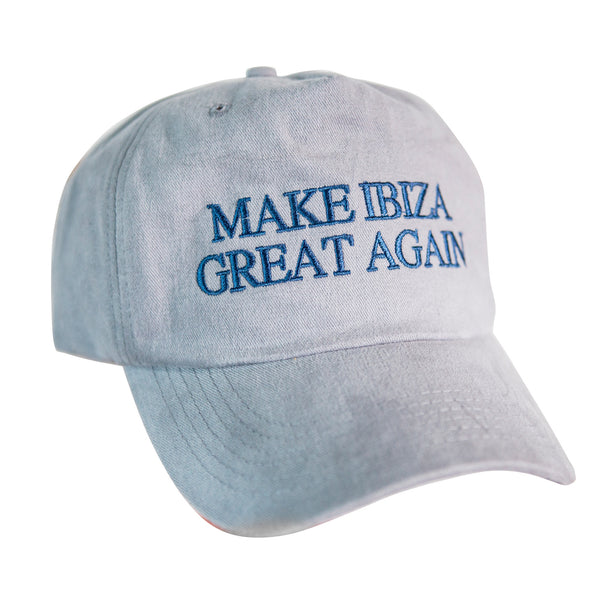 """Make Ibiza Great Again"" Cap"