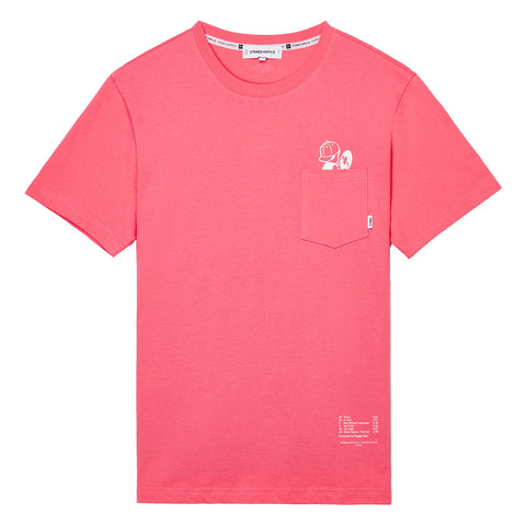 Peggy S/S Pink T-Shirt