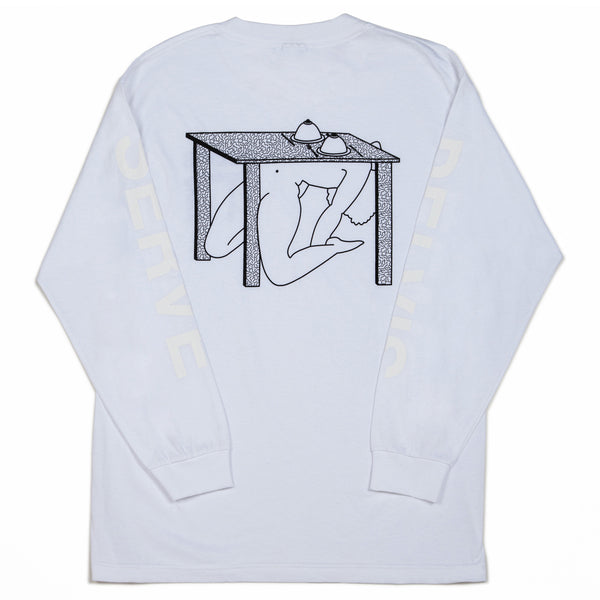 PELVIS Long Sleeve T-Shirt