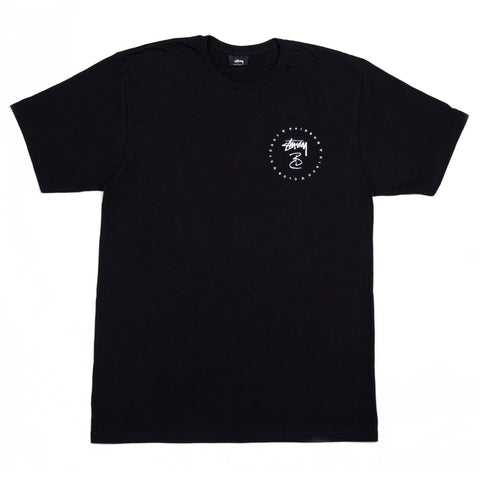 STUSSY JAPAN X RAINBOW DISCO CLUB T-Shirt