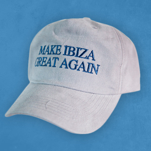 Make Ibiza Great Again