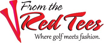 From the Red Tees, women's golf clothing, Ladies fashion, West Springfield, MA