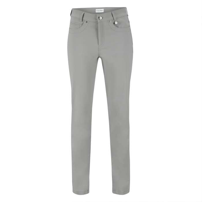 women's summer clothing, Golfino Sofia Pants-Silver Grey, Pants, Golfino, 16, , ladies golf and tennis fashion, golf accessories - From the Red Tees.