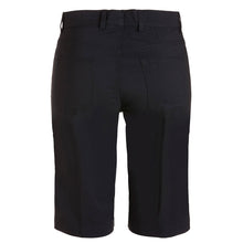 women's summer clothing, Golfino Light Techno Stretch Bermuda Shorts-Black, Shorts, Golfino, 18, Black, ladies golf and tennis fashion, golf accessories - From the Red Tees.