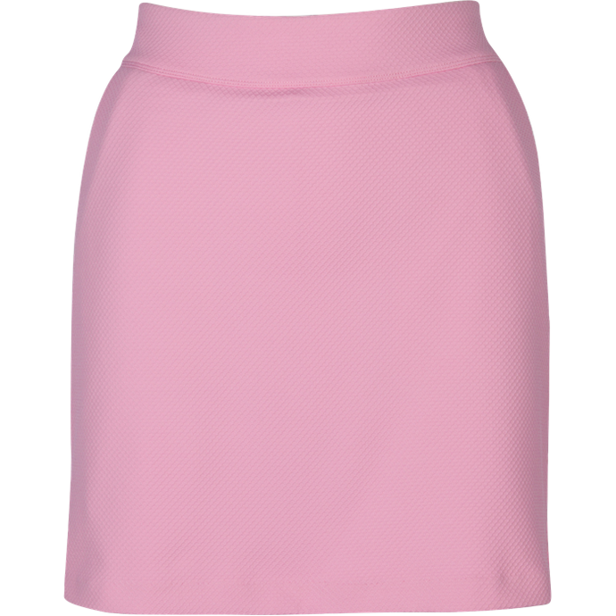 women's summer clothing, Greg Norman Honeycomb Skort-Ice Pink, Skort, Greg Norman, X-Large, , ladies golf and tennis fashion, golf accessories - From the Red Tees.