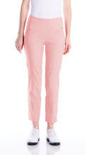 women's summer clothing, Swing Control Light Pink Pants, Pants, Swing Control, 16, , ladies golf and tennis fashion, golf accessories - From the Red Tees.