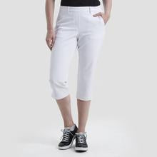 women's summer clothing, Nivo Neo Capri White, Capri, Nivo, 4, , ladies golf and tennis fashion, golf accessories - From the Red Tees.