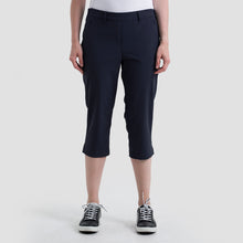 women's summer clothing, Nivo Neo Capri Navy, Capri, Nivo, 6, Navy, ladies golf and tennis fashion, golf accessories - From the Red Tees.