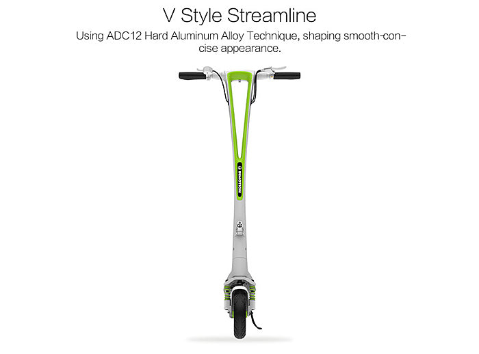 Inmotion L-6 L6 Electric Scooter V Style Streamline