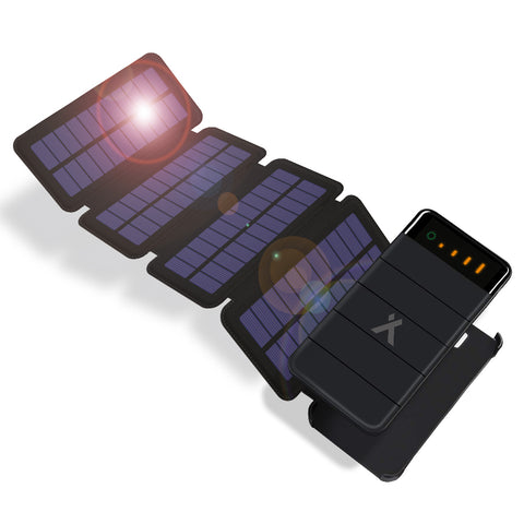 Bear Grylls 8000mAh Solar Power Bank | MaxStrata