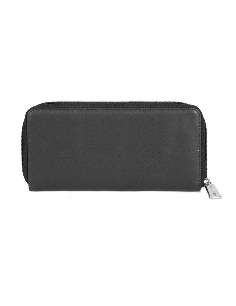 Karla Hanson Women's RFID Leather Continental Wallet | MaxStrata