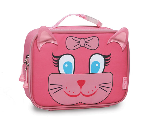 Bixbee Animal Pack Kitty Lunchbox for Children | MaxStrata