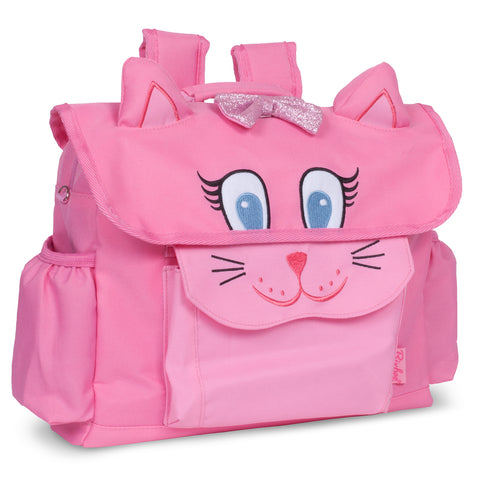 Bixbee Animal Pack Kitty Backpack for Children (Small) | MaxStrata