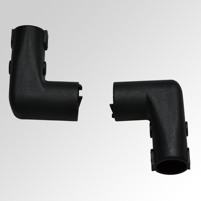 CaddyTrek 5th Wheel Elbow Plastics | MaxStrata